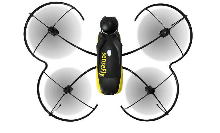 albris-top-spinning senseFly Brings AirMap's Airspace Management Services to its Drones