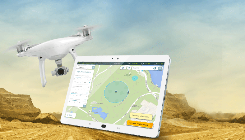 bannersflytablet Colorado DOT Puts Drone, Photogrammetry Software to Good Use