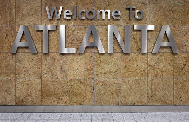 iStock-508030066 3DR and Partners Complete Drone Work at Bustling Atlanta Airport