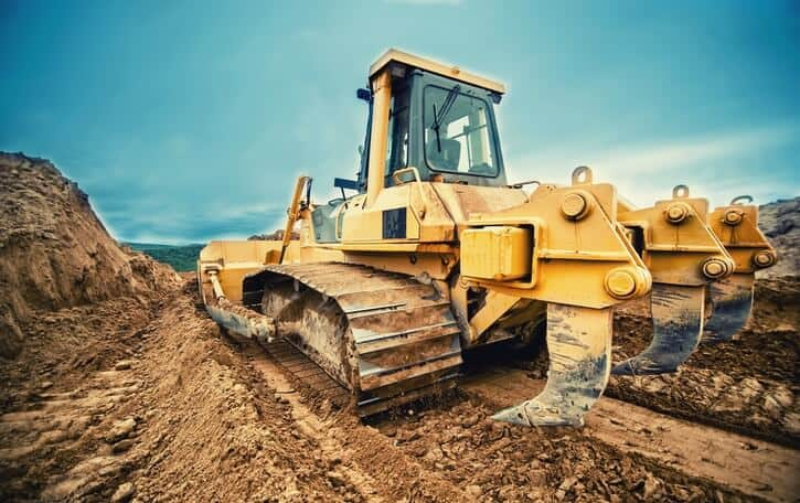 bulldozer-construction Two New VPs Join Uplift to Augment Drone Services for Construction