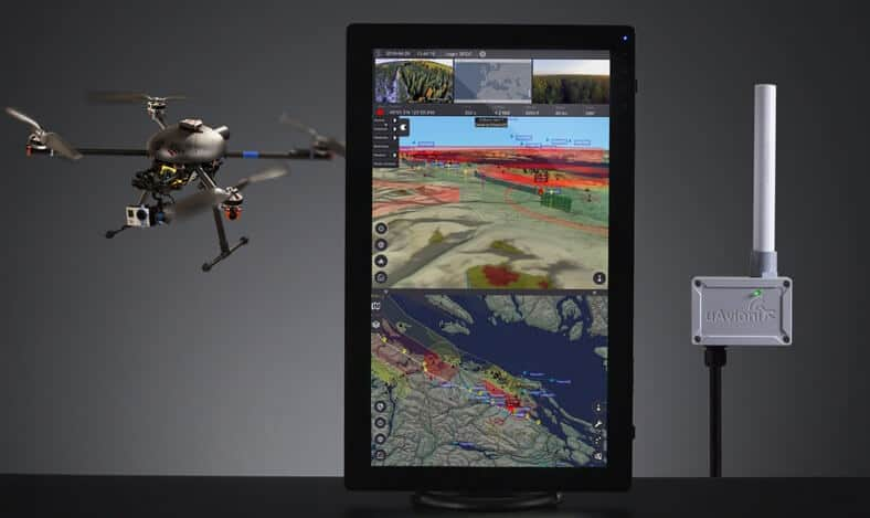 uavionix uAvionix, Kongsberg Geospatial Join Forces to Boost UAV Situational Awareness
