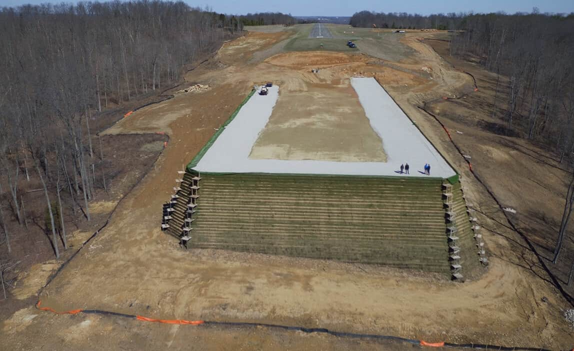 woolpert-drone-airport-survey Early Commercial Drone Adopter Woolpert Expands UAS Team