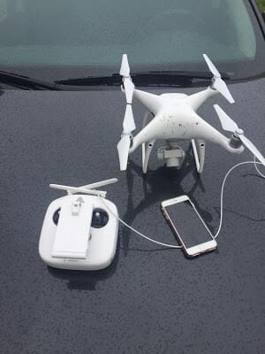 49750 Md. Police Arrest Drone Pilot for Flying in Restricted Airspace, Near Helicopter