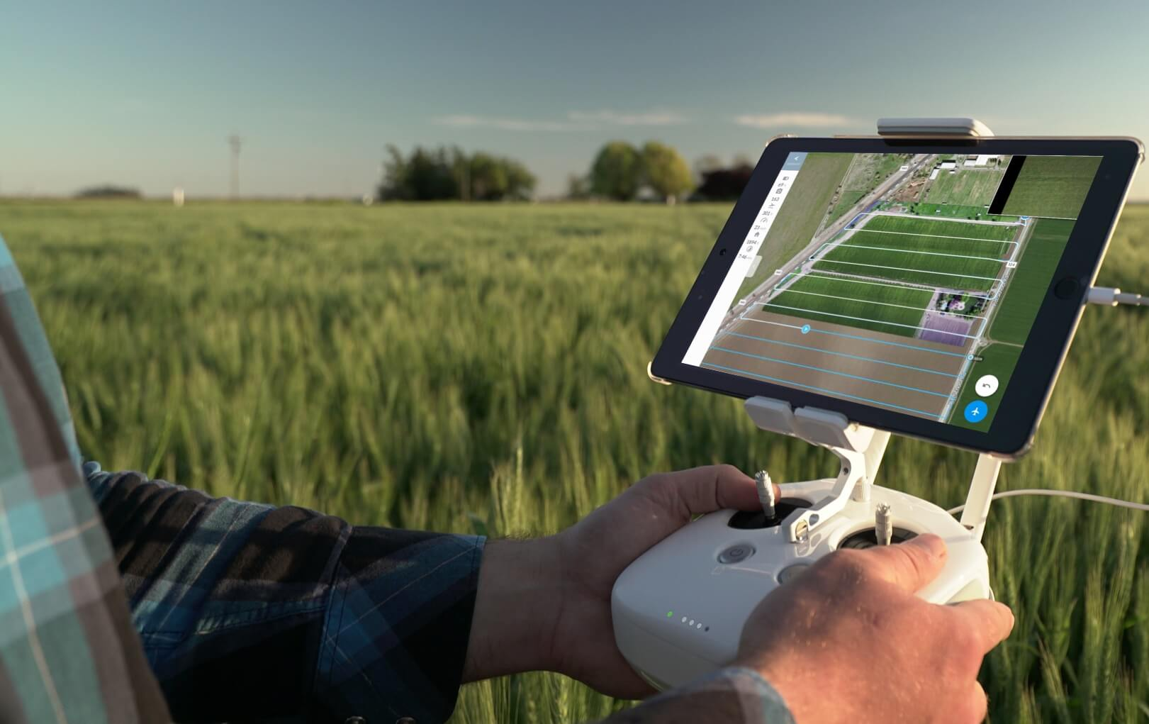 DroneDeploy-FieldScanner-JPG New DroneDeploy Solution Performs Real-Time Drone Mapping in the Field