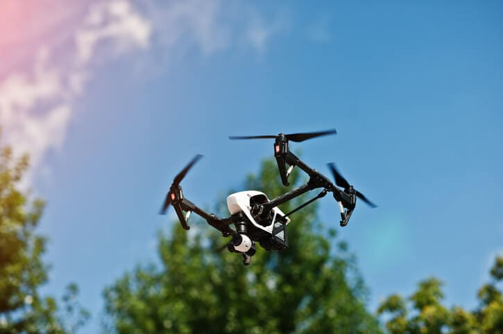 dji-inspire-drone Sky-Futures Unveils AirMap-Powered 'Flightdeck' for Drone Ops Management