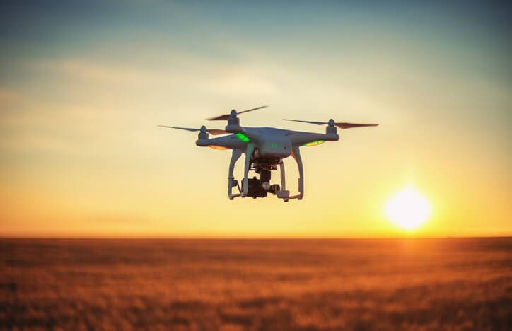drone-sunset UAS Tech Forum Comes to Wichita in August
