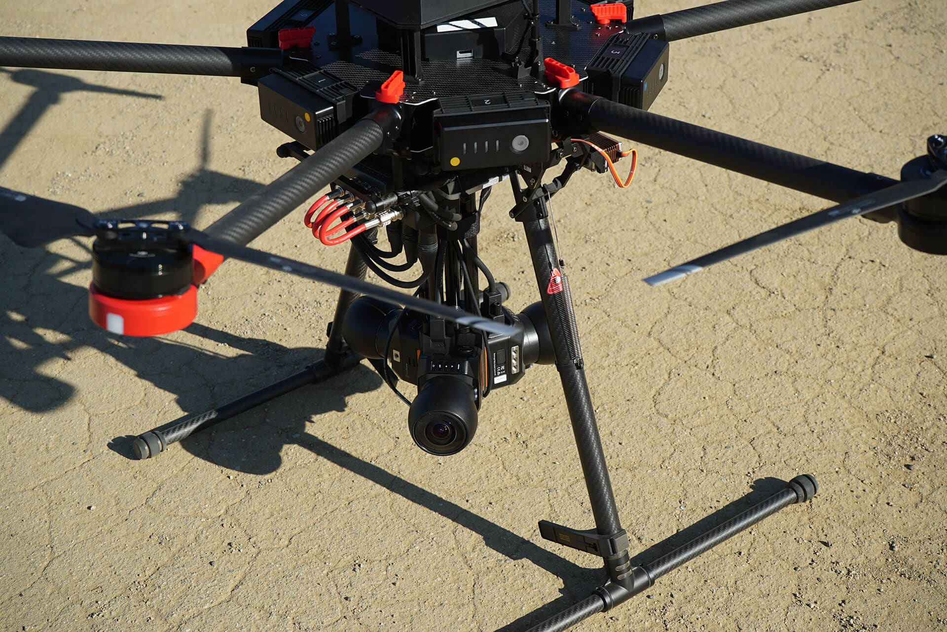 flying-eye-on-ground-1920 Flying EYE Virtual Reality Drone Launches for Live Broadcasting