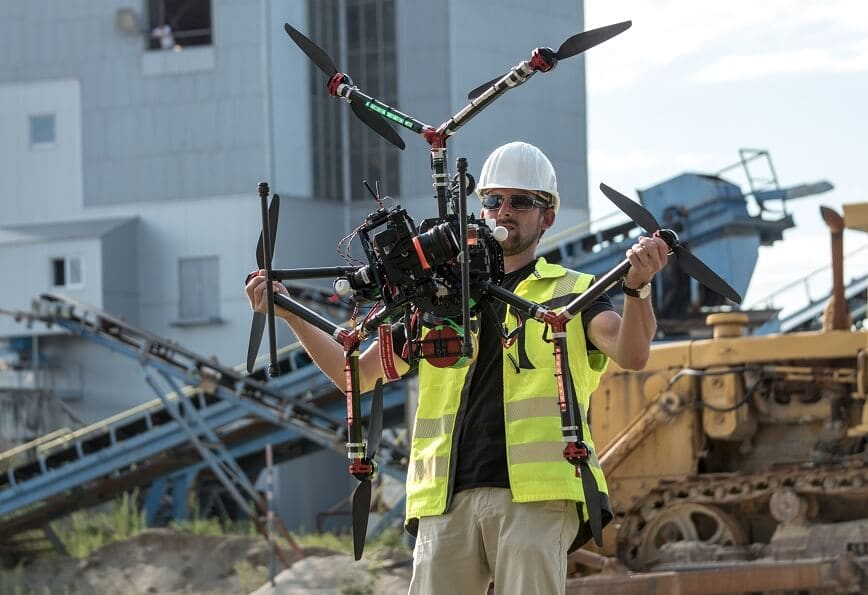 industrial-drone-inspection How to Make it in the Industrial Drone Inspections Biz