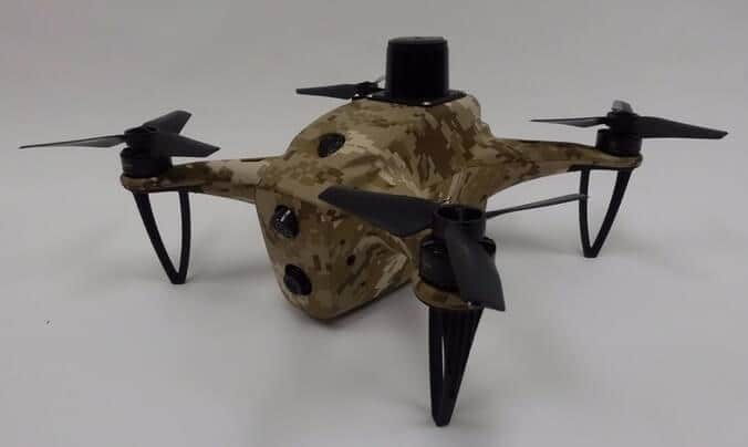 shield-ai-drones Shield AI Quadcopters Provide Artificial Intelligence on the Battlefield
