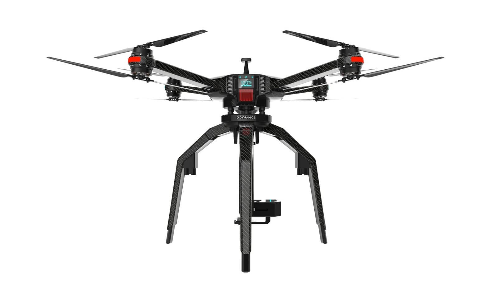 xdynamics New Industrial-Grade Octocopter Puts Emphasis on Customization