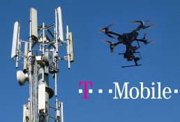 1019_t-mobile-mast_inspectipon T-Mobile Replaces Cherry Pickers with Aerialtronics UAS