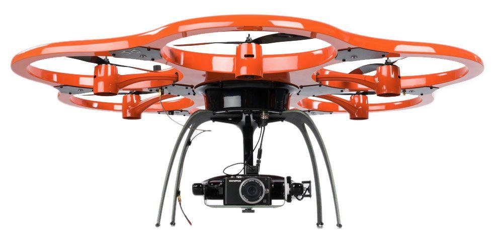 1026_aibot_x6_72dpi Infrastructure Inspections Firm Gets Exemption for Aibot X6 UAS