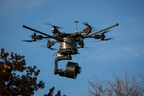 AES Debuts DaVinci Unmanned System for Cinematographers