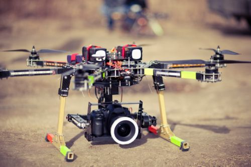 1060_drone_with_big_camera FAA Formally Announces Changes to UAS Exemptions