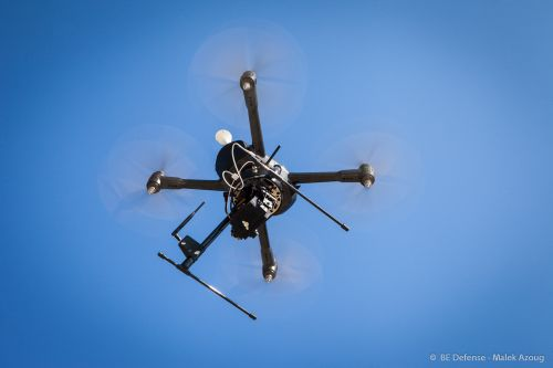 Aerialtronics UAS Joins Police Force in Belgium