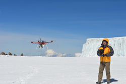 1079_cheetah_drone Quadcopter Goes up 20K Feet to Top of Kilimanjaro