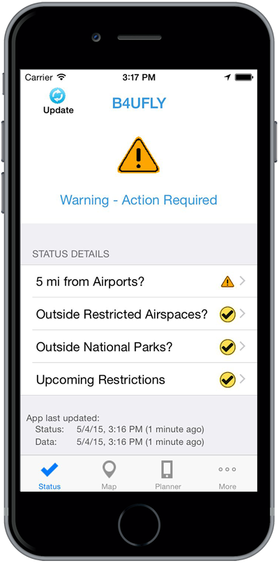 1131_faa_app FAA Introduces Complementary App to 'Know Before You Fly'