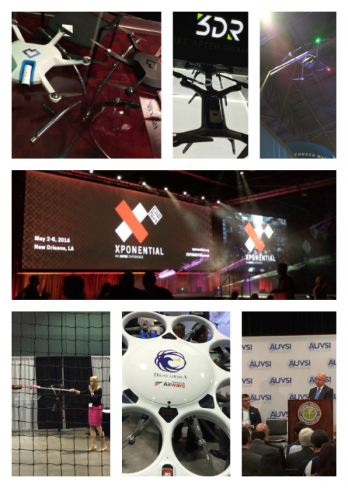 1148_auvsi_collage A Potpourri of AUVSI's Unmanned Systems 2015