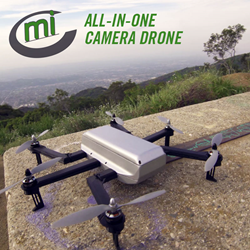 1164_c-mi_drone C-mi, a 'Pro Drone for Everyone,' Surpasses Funding Goal