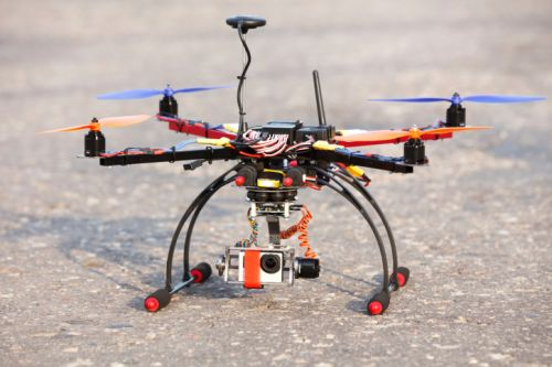 1206_drone_3.25.2014 Report: Insurers 'Eagerly Testing the Waters' of UAS Industry