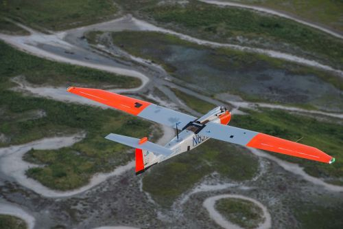 Texas UAS Test Site Conducts RS-16's Longest Flight Yet