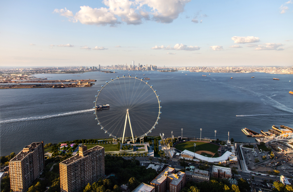 1232_new_york_wheel Drone Offers Preview of Sights from World's Tallest Observation Wheel