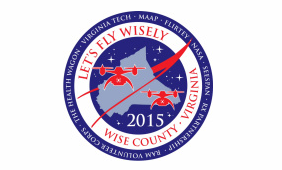1265_lets_fly_wisely Delivery UAS Conducting Landmark Flights at July Event
