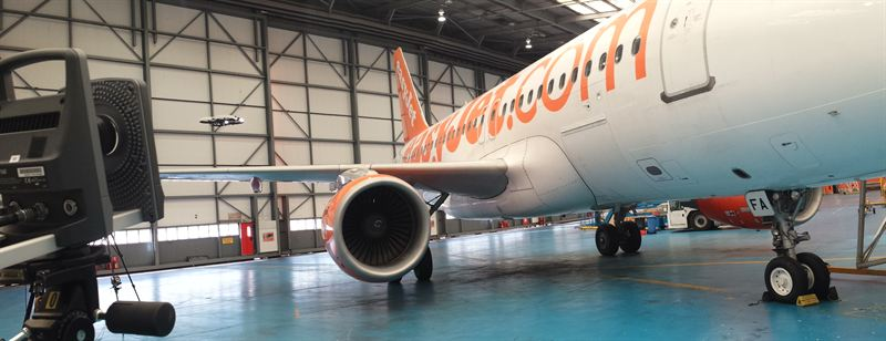 1286_easyjet easyJet Adds Motion Capture Technology to Drone Inspections