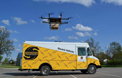 Workhorse Group Seeks FAA Approval for Delivery Truck-Based UAS
