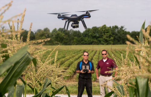 1375_siu_drone Southern Illinois University Adds UAV Course for Farming Students