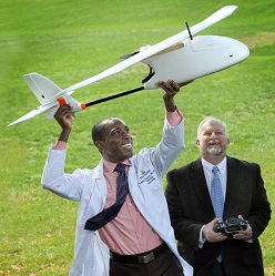 1379_johns_hopkins_medicine Drones for Blood Transport: Tests Show it Can be Done