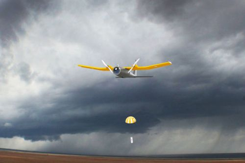 NSF Provides $6M for Collaboration on Weather-Forecasting UAS