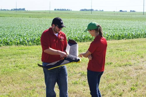 1411_iowa_state Iowa State Field Day to Cover the Use of UAVs for Agriculture