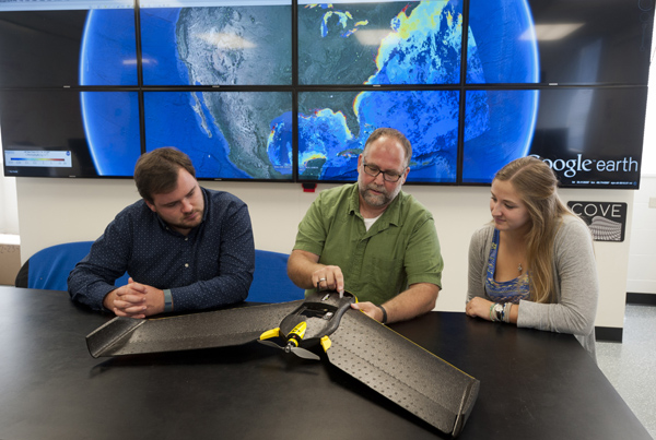 1432_duke_sensefly_2 UAS Research & Training Facility Opens at Duke University Marine Lab