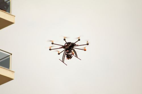 1435_drone_apartments Small UAV Coalition: S.B.142 'Dramatically Obstructs Growth' of UAV Industry