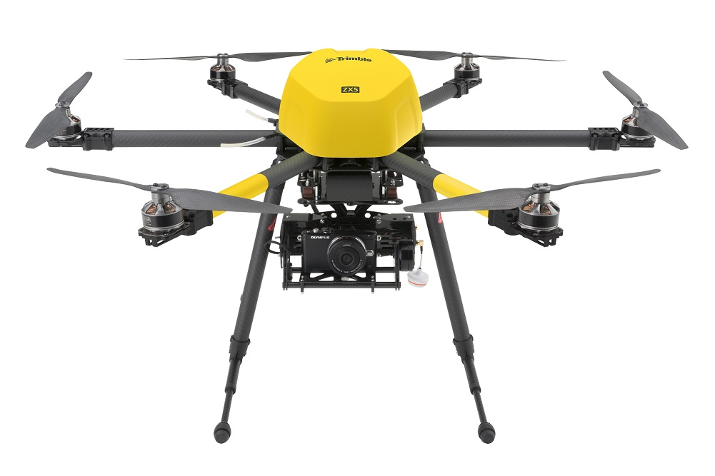 1448_zx5_multirotor_rendering Trimble Introduces New ZX5 Multi-Rotor Unmanned Aircraft