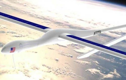 Facebook Eyes Acquisition of UAS Company for Global Internet Project
