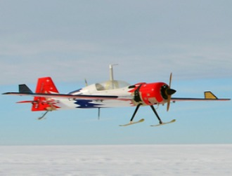 235_antarctic_drone_4.3.2014 UAS Proves to be Effective Tool for Measuring Changes in Polar Ice Sheets