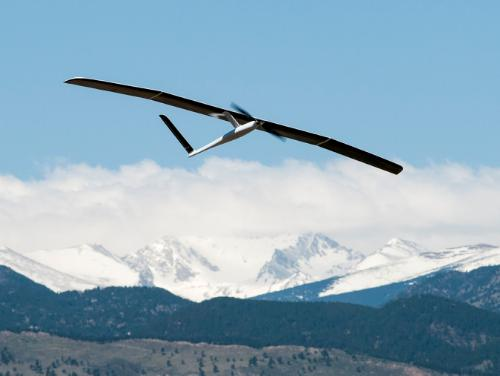 322_sunlink UAV Fueled Completely by Solar Hits the Market
