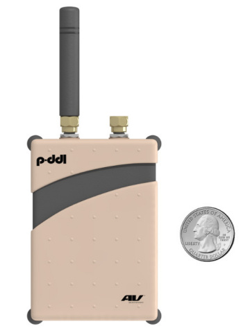 34_pddl_nextto_quarter AeroVironment Pocket DDL Offers Easy Access to UAS Data, Video