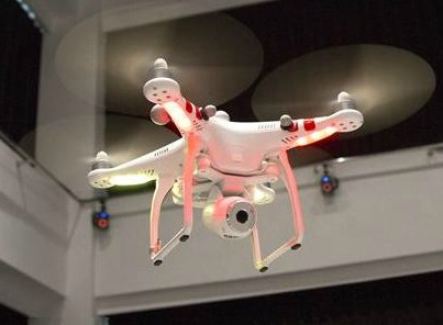 464_dji_phantom DJI Selects Vicon to Provide Motion-Capture System