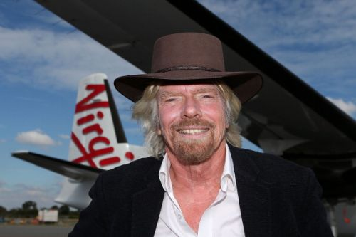 539_168203282 Richard Branson: Drones Are a 'Force for Good'