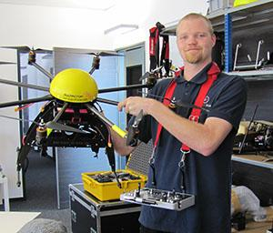 FAA-Certified Repairman Bringing Services to UAS Companies