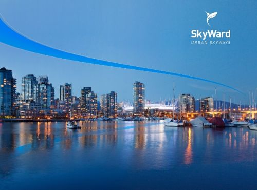 644_skyward Urban SkyWays: The First Commercial Drone Network Demonstration