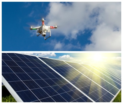 671_solar_drone_collage Drone Emerges as Quality Control Tool for Solar Developer