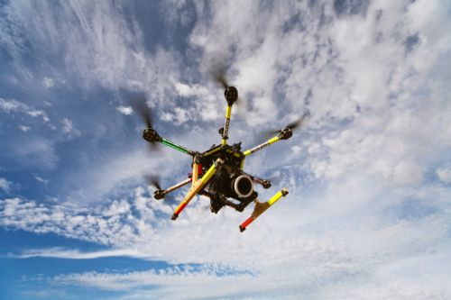 704_drone_yellow_red Aviation Lawyer: Pirker Ruling 'Does Not Shut Down Drone Use'