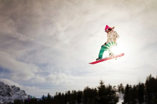 832_463969871 ESPN Deploying UAS During Winter X Games in Aspen