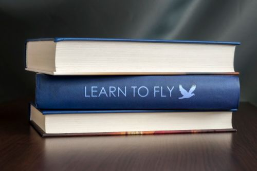 840_books_learn_to_fly UAV Pilot Training Academy Launching in Canada