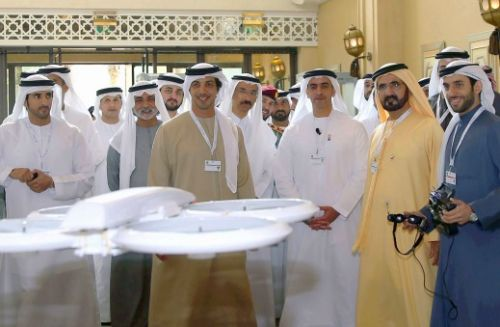 847_uae_drones 'Drones for Good' Competition Attracts 800 Entries from 57 Countries