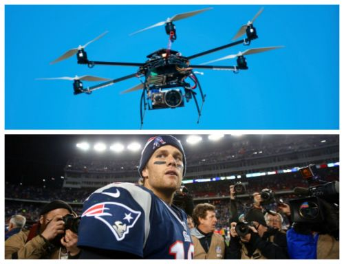 857_tom_brady_drone FAA Warns About Drones at Super Bowl XLIX